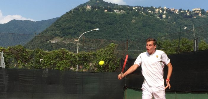 Futures del Cairo: Fossati e Bonadio si fermano in semifinale