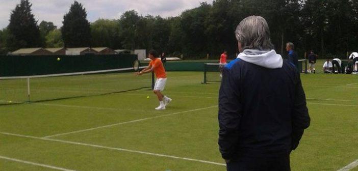 Wimbledon: una sola palla break concessa costa ad Arnaboldi l'eliminazione