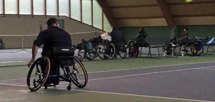 Swedish Open di wheelchair: poche gioie per Amadori e Curioni