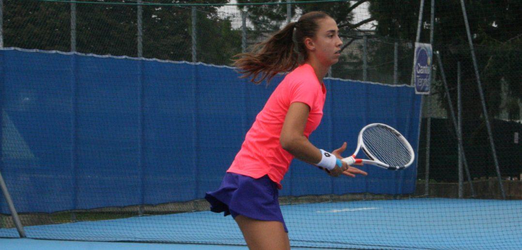 Francesca Rumi in azione