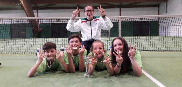 Concluso il Fit Junior Program: bene Tennisdinamic e Zambra Tennis School