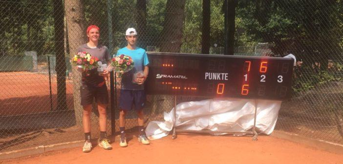 Itf Junior di Mönchengladbach: seconda vittoria di fila per Rottoli in doppio