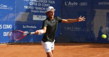 Federico Arnaboldi in azione