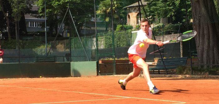 Tiebreak Open a Vipiteno: Fossati ko in semi con Borroni, il titolo a Speziali
