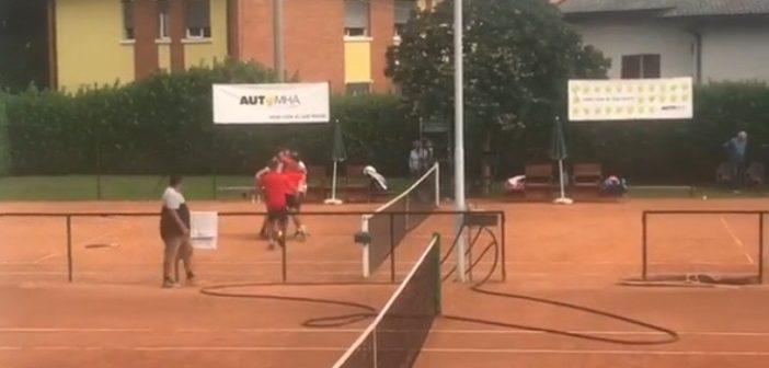 Team Veneri promosso in serie C: il VIDEO del match point a Bergamo