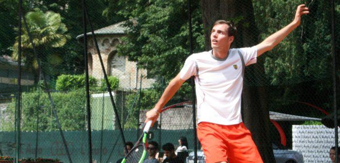Fortuna non fa sconti al Futures di Antalya: Fossati battuto