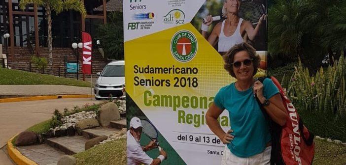 La Bolivia ai piedi della De Vittori: è suo il Campionato Sudamericano Seniors