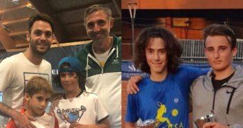 Fratelli de Sanctis in luce al torneo giovanile dello Sporting Milano 3