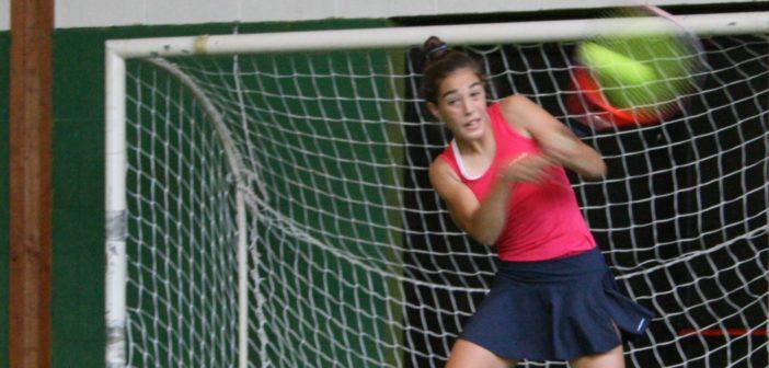 Montreux Junior: Selishta in agrodolce, ko in singolare e semi in doppio
