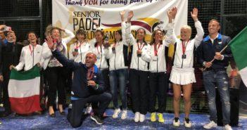 Mondiali Senior a Malaga: Italia d'argento, la Spagna è campione