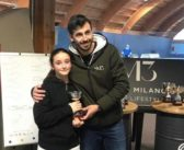 Rodeo Under 14 allo Sporting Milano 3: la Vilardi arriva in finale
