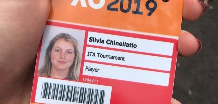 La Chinellato è a Melbourne: giocherà sui campi degli Australian Open