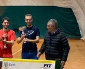 Rodeo di Terza categoria al Tennis Uboldo: bella finale per Luca Carini