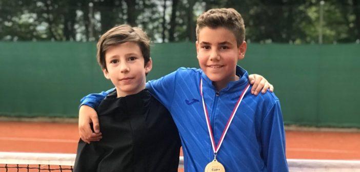 Junior Cup Under 12 a Cadro: Musitelli batte Zanetto in finale