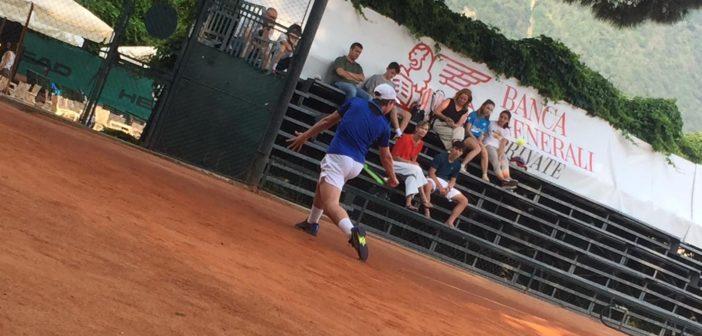 Coronavirus: la Fit sospende la tappa di aprile al Tennis Como