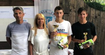 Merano Junior Championship: Bongiasca ok, finale per Redaelli e Roda
