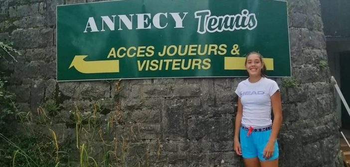 """Les Petits Princes"" Under 14: Liriza Selishta battuta negli ottavi di finale"