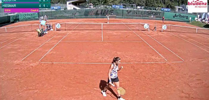 Circuito europeo Under 14 a Bludenz: doppia semi per Liriza Selishta