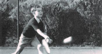 "I racconti di Gianni Clerici: ""Quando vidi giocare Steffi Graf a Bellagio"""