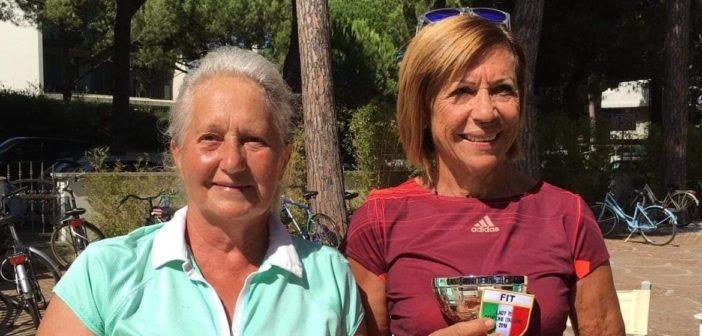 Campionati Italiani Over: tre finali scudetto per la Riella, una per Veneri