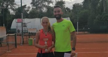 La premiazione di Carola Bisignani