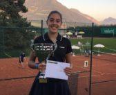 Selishta a segno nella Megger Junioren Cup Under 14 di Lucerna