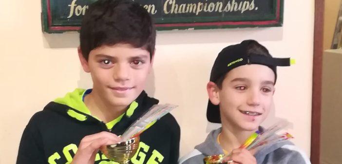 Rodei all'Isola Virgina: prima vittoria nell'Under 10 per Luca Pronti