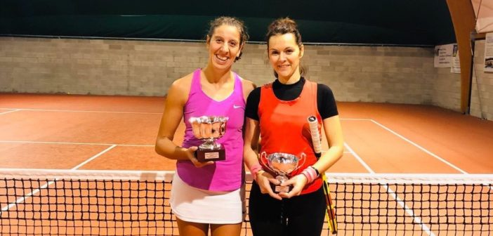Donne protagoniste al Tennis Li.Fe per l'IBI20: Castelli piega Battocchio