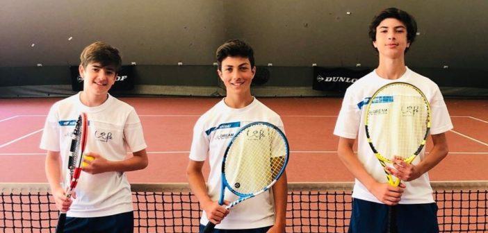 Under 16: il Tennis Li.Fe Canzo vince a Faloppio e passa alla fase regionale