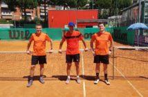 La squadra di D3 del Team Veneri
