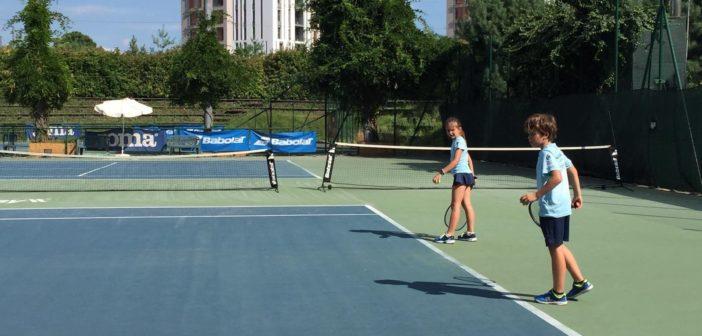 Under 10: il Tennis Game Dongo cede di misura al Quanta ma passa il turno
