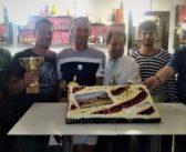 Terza categoria al Tennis Club Gravedona: vince il favorito Mapelli