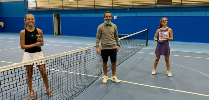 Rodei U.12 e 14 alla Zambra Tennis School: ok Volante, Casanova e Mondini