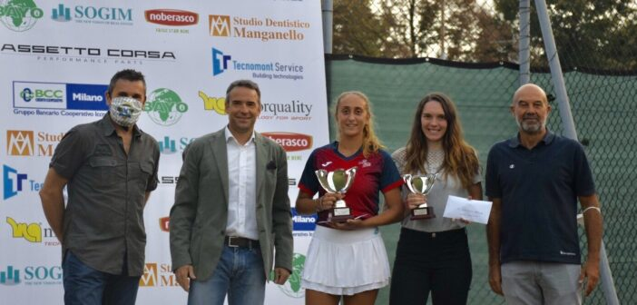Open Primavera al Tc Sesto: finale per Giaquinta, il titolo a Tiglea