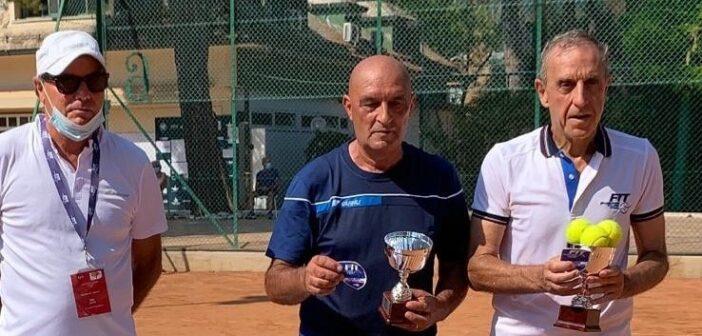Campionati Italiani Veterani: scudetto per Veneri nel doppio Over 65