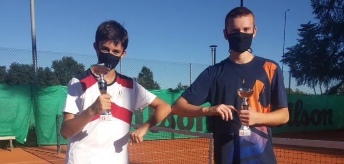 Under 14 al Lomazzo Sport Club: Redaelli rispetta il pronostico, è suo il titolo