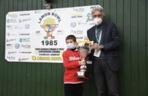 La premiazione dell'Under 10 al Lemon Bowl