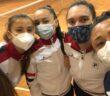 La squadra femminile del Circolo Tennis Cantù di serie C