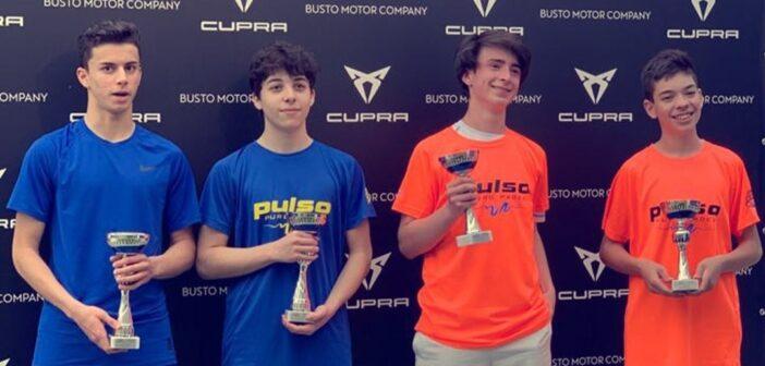 Circuito Nazionale Junior 2021: l'Mgm Lomazzo domina nell'Under 18