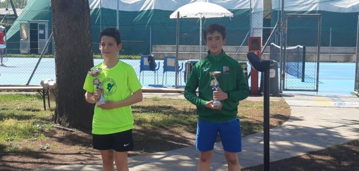 Torneo Under 12 a Castano Primo: bella finale per Enrico Maffucci