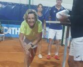 Itf Senior di Saronno: De Vittori a segno nell'O60, Veneri in finale nell'O65