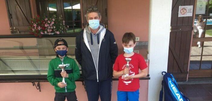 Circuito Fratelli Rossetti a Samarate: Maglia in finale nell'Under 10