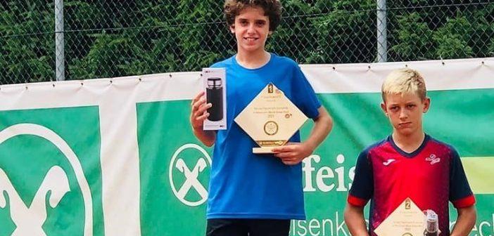 Torneo Nazionale Under 12 a Brunico: vince il comasco Niccolò Mondini