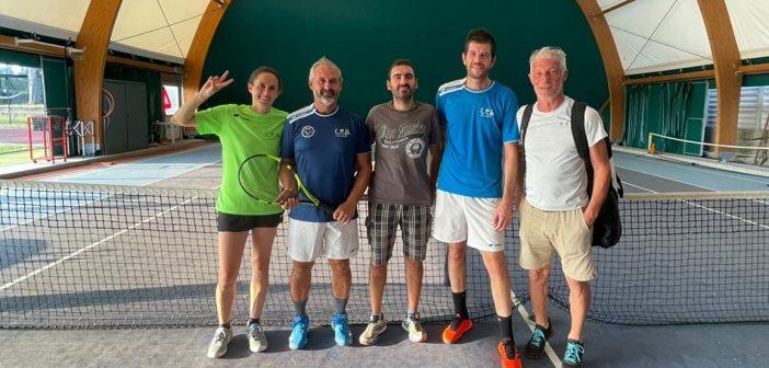 Promozione in D3: Tennis Li.Fe e Albavilla passano e sfidano Ballabio e Lecco